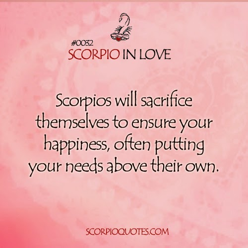 Relationship With A Scorpio: Part 1
