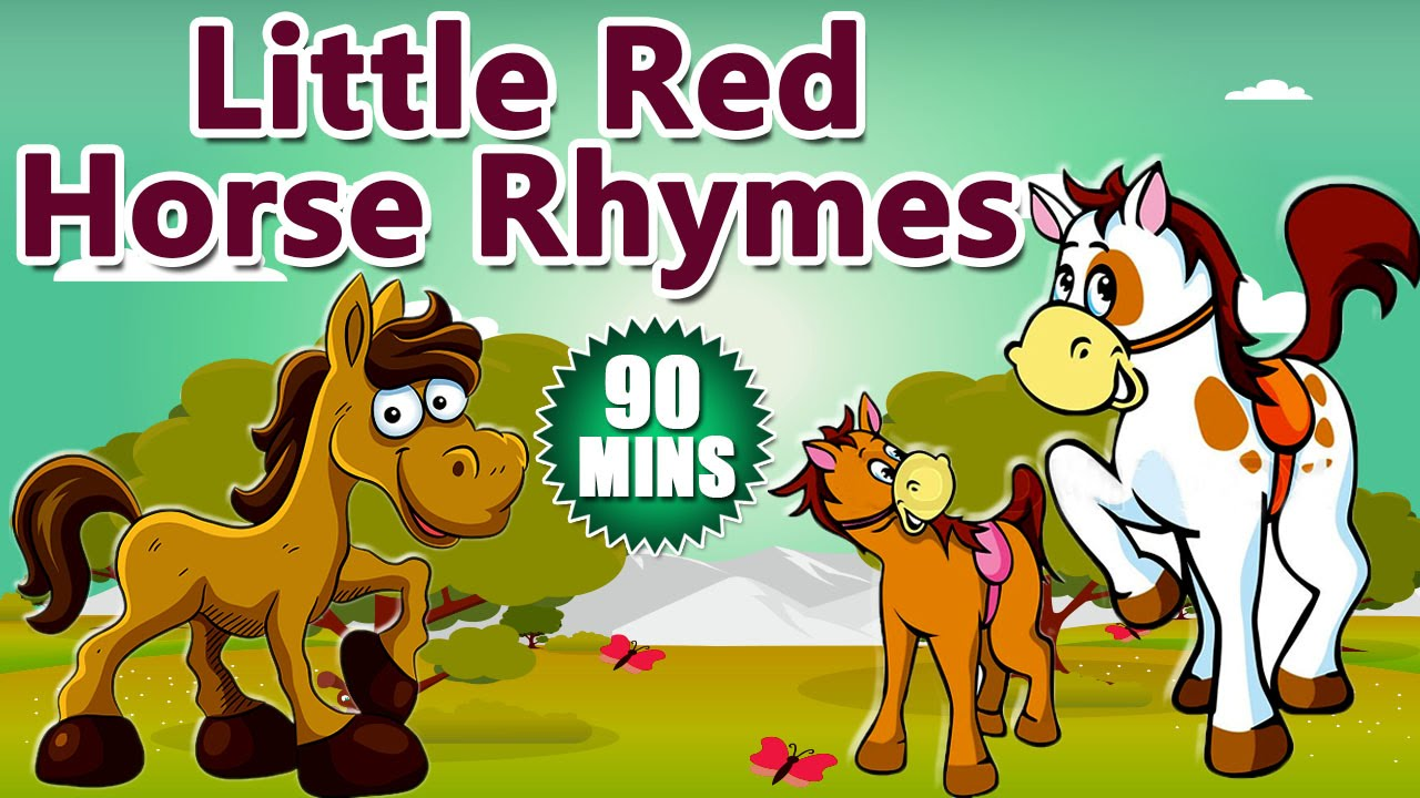 Children Songs Collection Compilation Kids Giggle Nursery Rhymes Little Red Horse Preschool 0 Comments