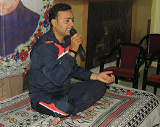 #JaunpurLive : अपने दैनिक जीवन मे योग को करें शामिल :- राज यादव