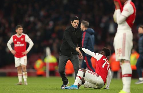 Arsenal dưới thời Arteta: Hy vọng giữa đống đổ nát 1