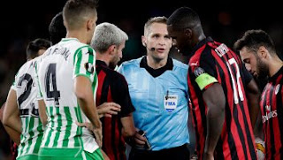 Real Betis vs AC Milan 1-1 Highlights