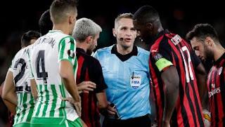 Real Betis vs AC Milan 1-1 Highlights