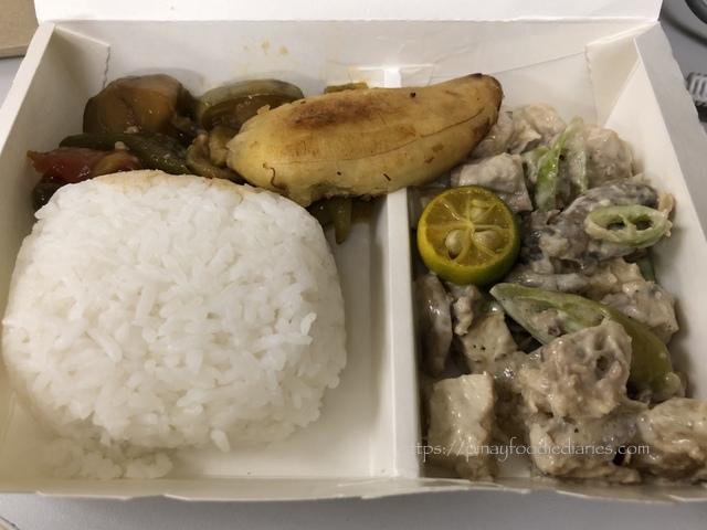Mang Lirio's Tuna Sisig