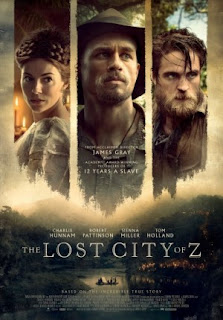 The Lost City of Z (2017) Bluray