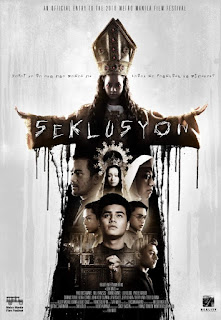 Seklusyon is a 2016 Filipino horror thriller film directed by Erik Matti. The film is under the production of Reality Entertainment.