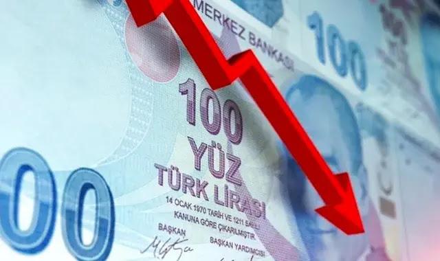 سعر صرف الليرة التركية اليوم الأثنين 14/12/2020