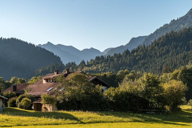 Wandertrilogie Allgäu | Etappe 51 Bad Hindelang-Schattwald/Tannheimer Tal 01