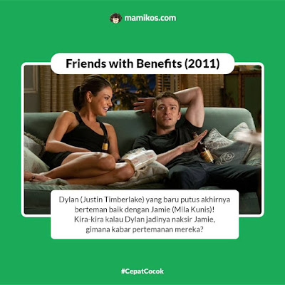Film Romatis Friends with Benefits (2011)