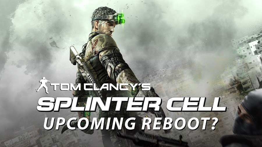 splinter cell reboot announced soon