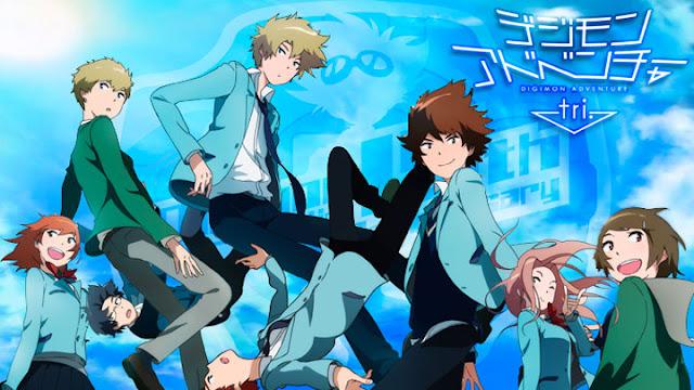 Tráiler de la quinta película de Digimon Adventure tri: Digimon Adventure tri.: Kyousei