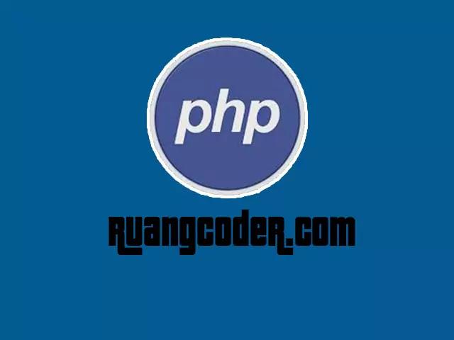 Fungsi - Fungsi Matematika pada PHP