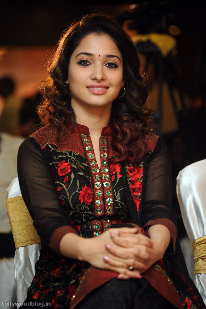 Tamanna Home: Tamanna New Photos At Badrinath 50days Function