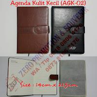 Agenda Kulit Promosi kode AGK - 02