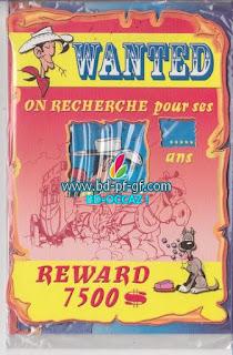 Lucky Luke, Wanted, 2001