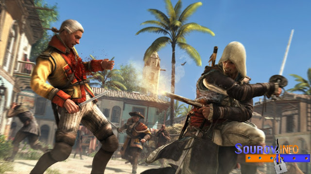 Assassin's Creed - Freedom Cry, Assassin's Creed – Freedom Cry Review [PC Games]