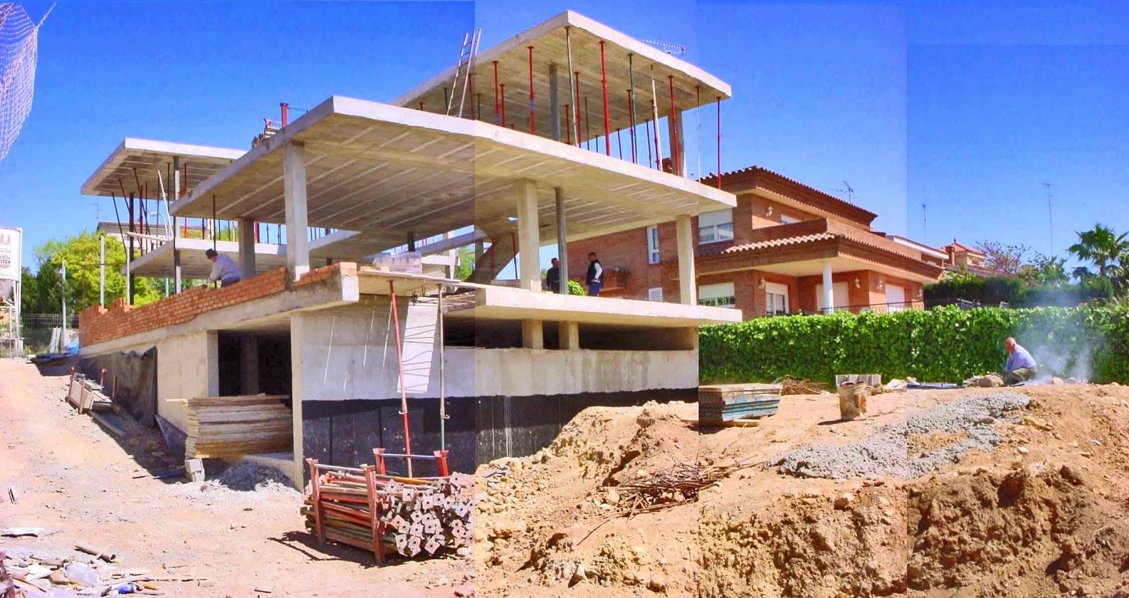 Aguilera guerrero agua arquitectos casa chv tarragona - Arquitectos tarragona ...