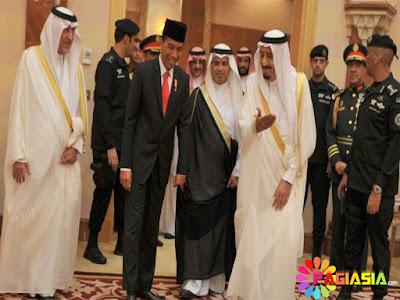 Raja Salman Akan Memberikan Reward kepada Seluruh Personil Polri