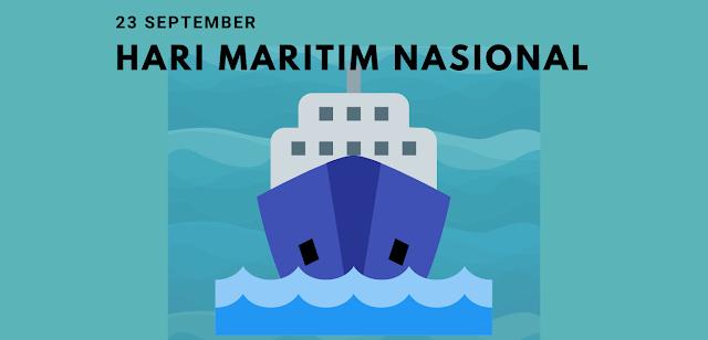 Sejarah Hari Maritim Nasional 23 September
