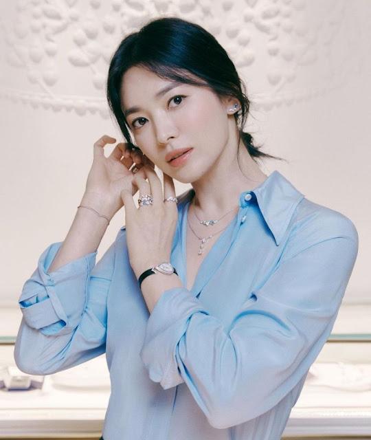 Biodata Song Hye Kyo, Agama, Drama Dan Profil Lengkap
