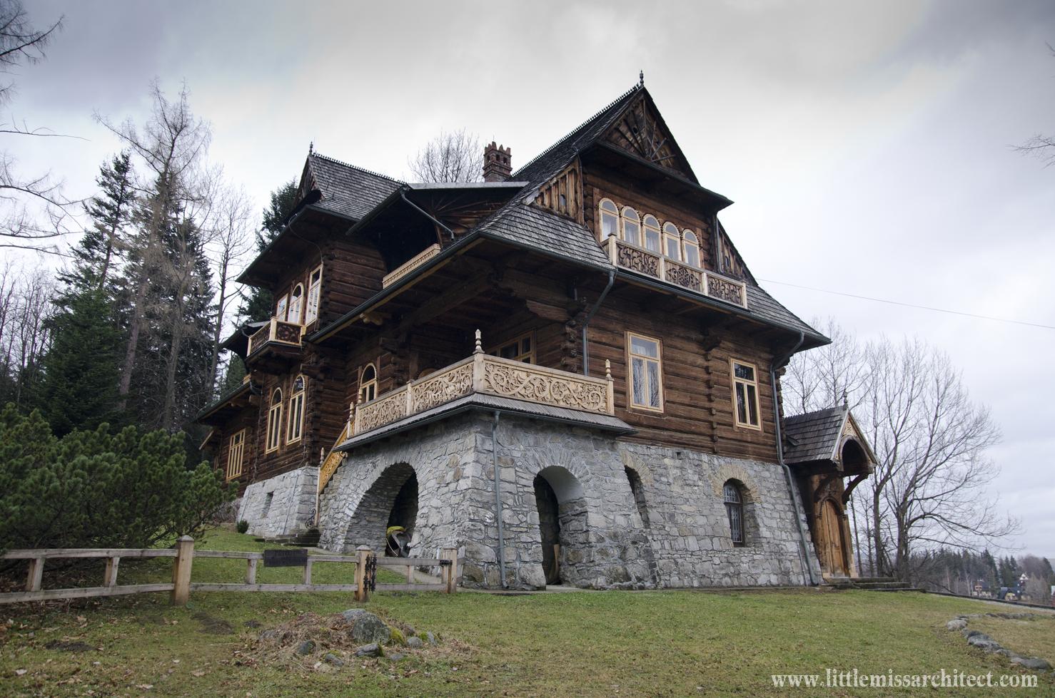 Architekt na szpilkach profesjonalnie o wn trzach styl Polish house plans