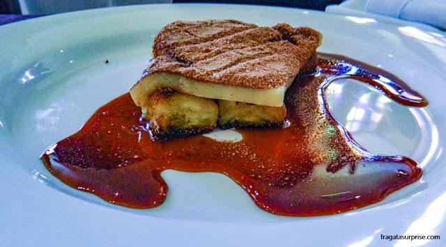 Cartola, sobremesa típica de Recife