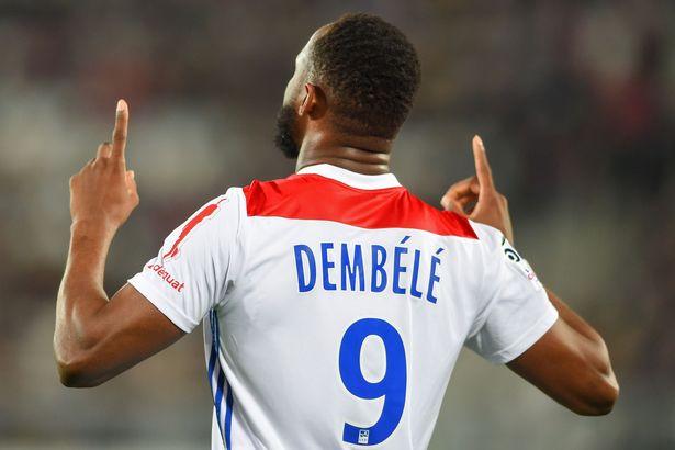 moussa dembele stays at lyon despite man united transfer rumours