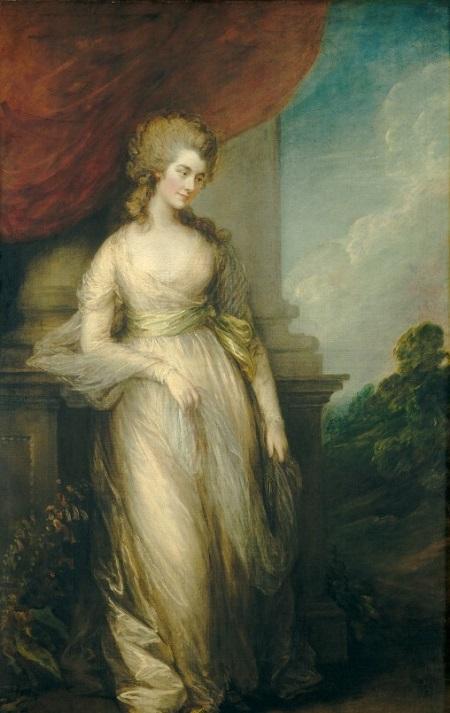 La duquesa atrapada, Georgiana Cavendish (1757-1806)