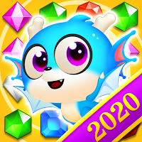 Jewel Blast Dragon – Match 3 Puzzle Mod Apk Money