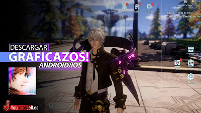 GRAFICAZOS MMORPG! Descargar Dragon Raja para Android o iOS