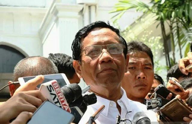 Cerita Mahfud MD Dilarang Prabowo Datang ke Kantor Kemenhan