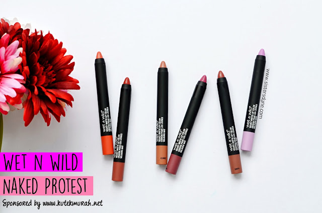 Wet n Wild Naked Protest