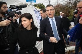 Israel: partido liderado por Sa'ar pode garantir até 18 cadeiras no Knesset, mostram as pesquisas