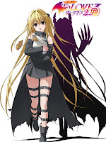 TO LOVE RU-DARKNESS 2ND OVA
