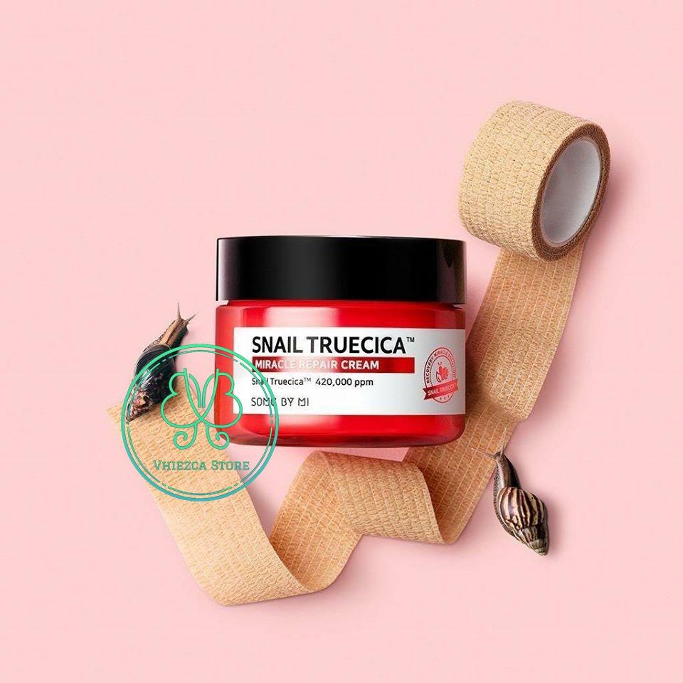 Snail Truecica Miracle Cream