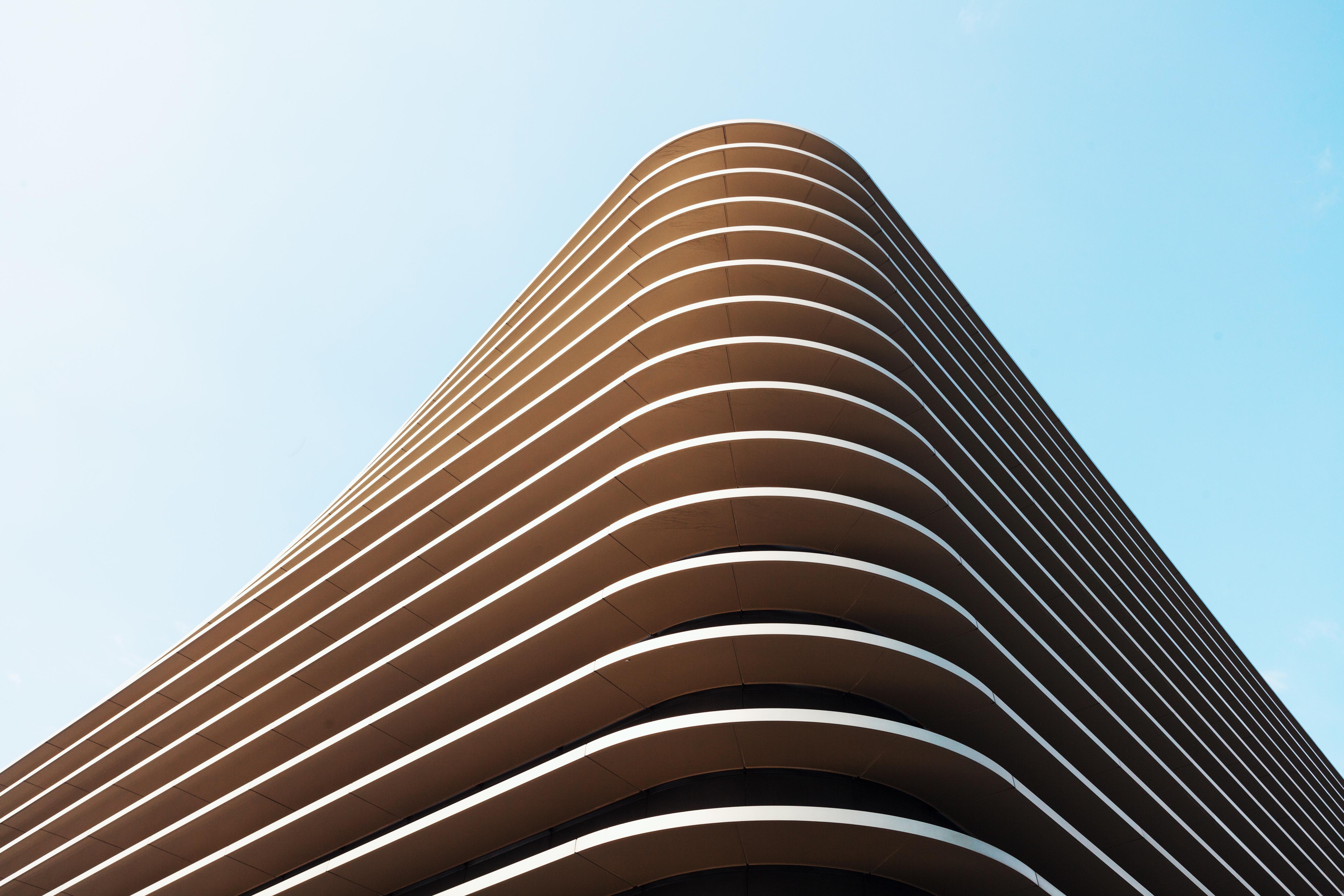 Architecture, Modern, Minimal, Building, 5K, World