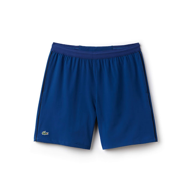 LACOSTE NOVAK DJOKOVIC SS18 MEN ON COURT BLUE R$ 349