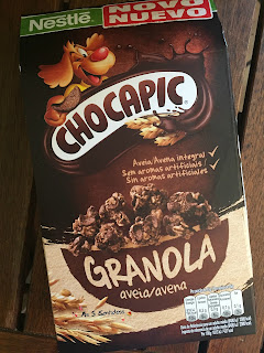 chocapic granola