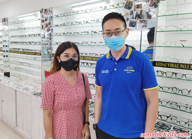 Eye Pro Vision, Kedai Spek Viral No.1 Malaysia, Kedai Spek Viral, cermin mata murah, professional  peramah, sevis tip top,   Alpha blue 420, Lifestyle