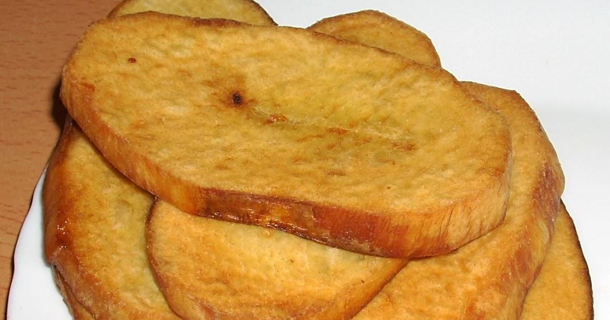 Dun Dun (fried Yam Slices/yam Fries