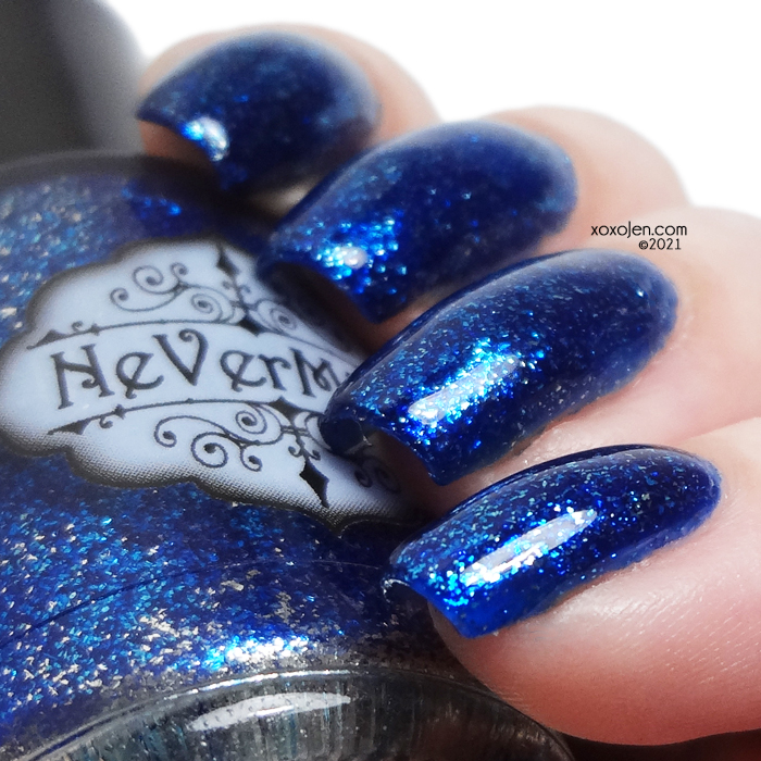 xoxoJen's swatch of In your Eyes