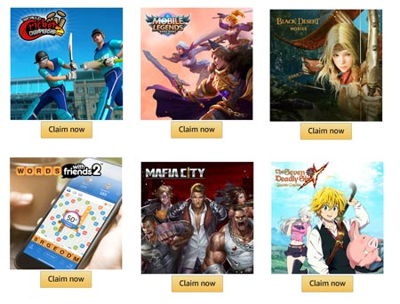 Amazon Introduces Prime Gaming in India With free in-game Content for Prime Subscribers