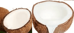 How to get glowing skin using Coconut Milk