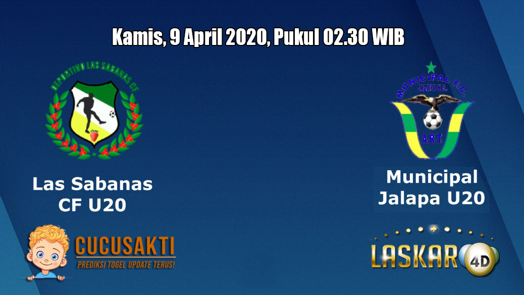 Prediksi Sabanas U20 VS Jalapa U20 9 April 2020