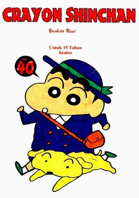 Download Volume Komik Crayon Shinchan Bahasa Indonesia