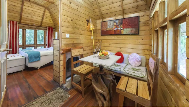 Great Escape resort munnar tree house best deal