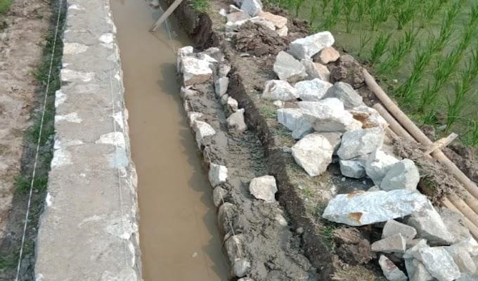 Proyek P3-TGAI di Kampung Ciwuni Desa Beberan Diduga Bermasalah