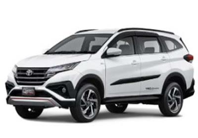 Cek Spesifikasi dan Harga Toyota Rush di Medan