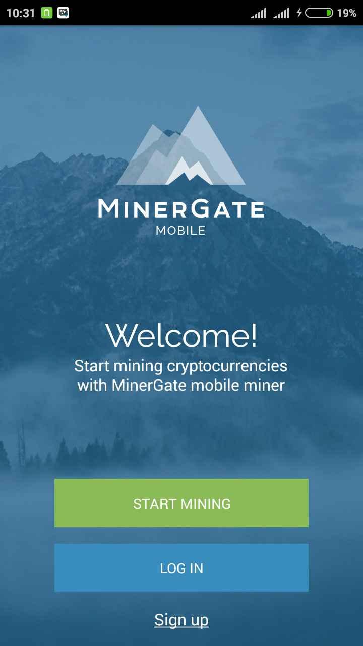 Trading Atau Mining