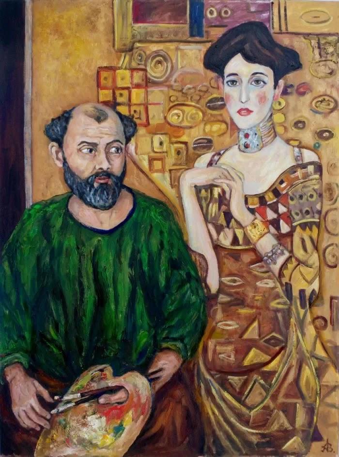 Российский художник. Андрей Аллахвердов