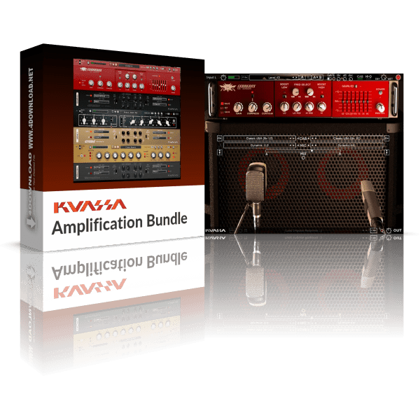 Kuassa Amplification Bundle 2019.7 Full version